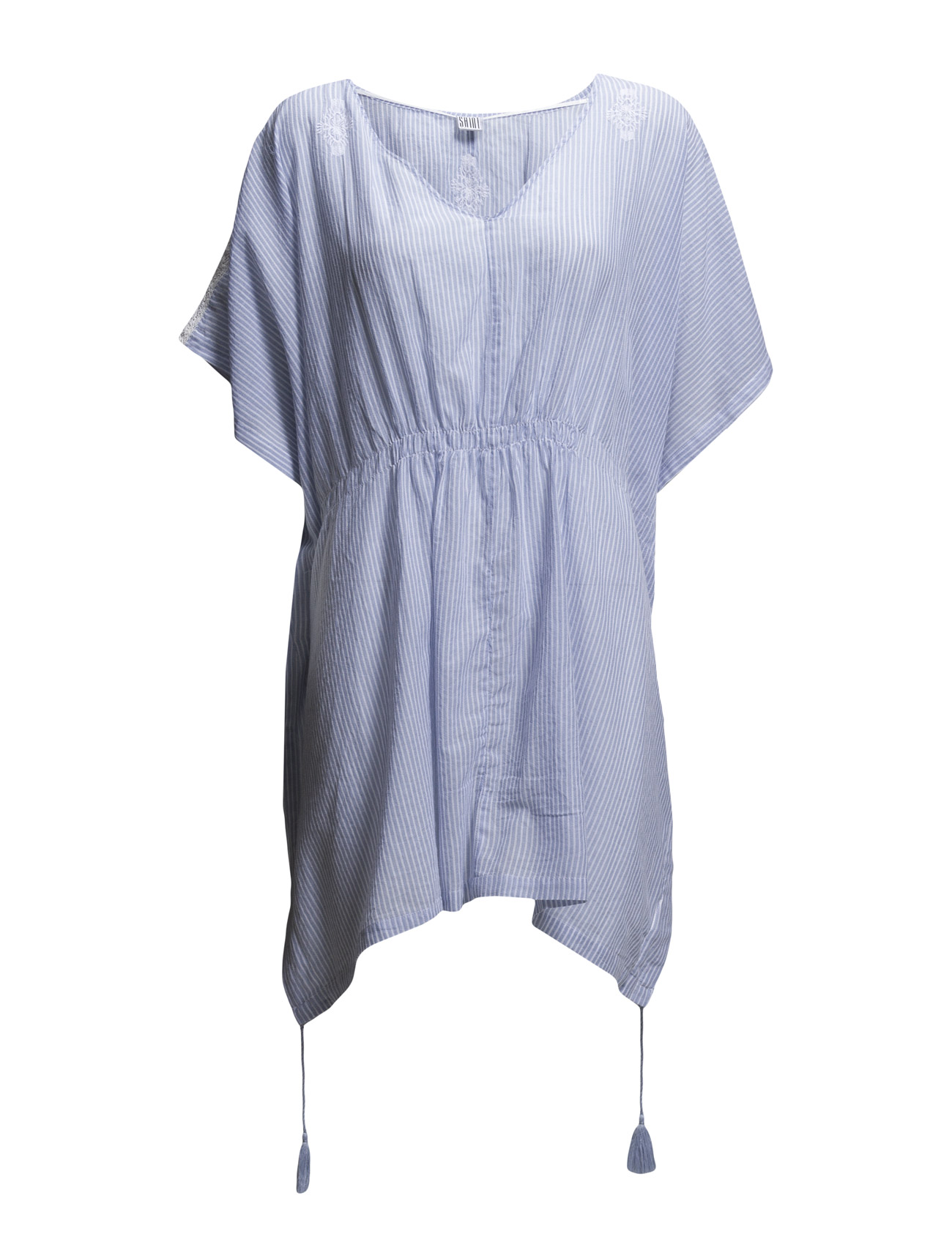 Saint Tropez TUNIC WITH TASSELS
