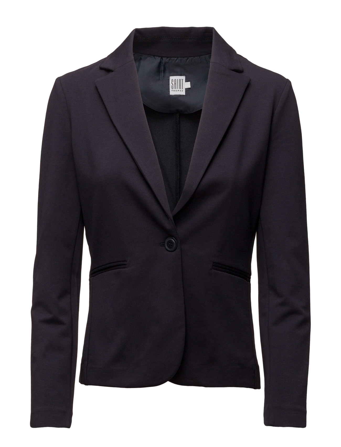 Jersey Blazer (Bl Deep) (499 kr) - Saint Tropez -  94e058861b000