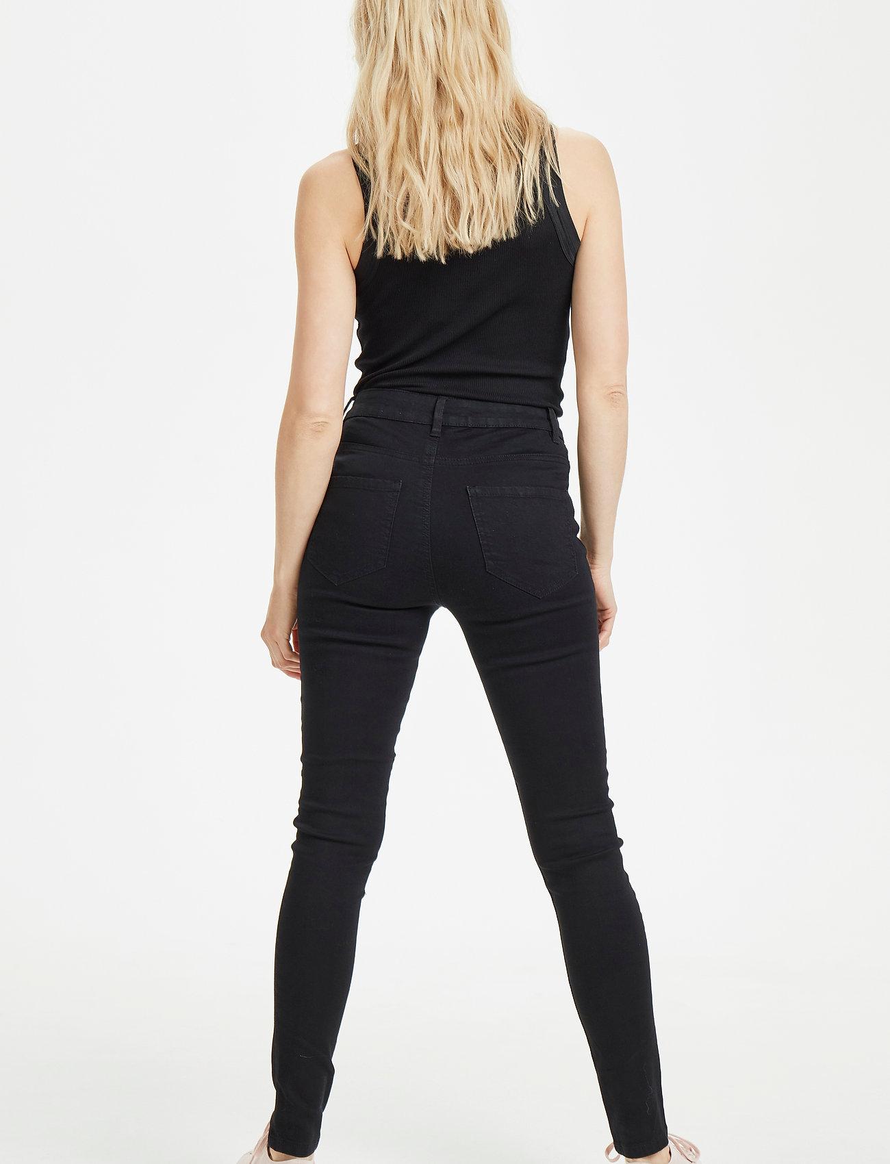 Saint Tropez - T5757, UllaSZ Jeans - skinny jeans - black - 4