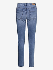 Saint Tropez - MollySZ MW Slim Jeans - slim jeans - light blue denim - 1