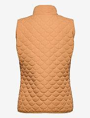 Saint Tropez - EmmySZ Vest - puffer vests - biscuit - 2