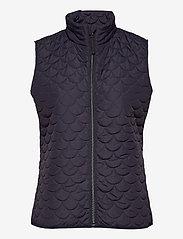 Saint Tropez - EmmySZ Vest - puffer vests - blue deep - 1