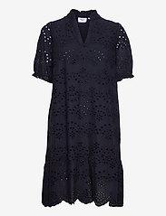 GeleksaSZ Dress - BLUE DEEP