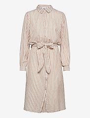 Saint Tropez - AugustaSZ Dress - summer dresses - praline - 1