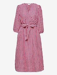 Saint Tropez - FluccaSZ Dress - sommerkjoler - begonia pink - 1