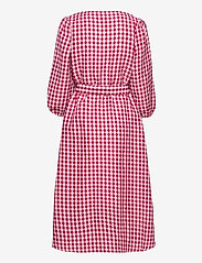 Saint Tropez - FluccaSZ Dress - sommerkjoler - begonia pink - 2