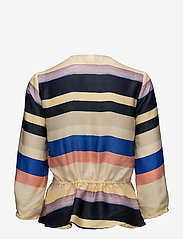 Saint Tropez - MULTI STRIPED TOP - blouses à manches longues - marina - 1