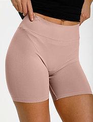 Saint Tropez - T5920, NinnaSZ Microfiber Shorts - cykelshorts - nude - 5