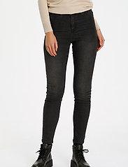 Saint Tropez - T5757, TinnaSZ Jeans - skinny jeans - dk.grey - 0