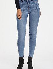 Saint Tropez - T5757, TinnaSZ Jeans - skinny jeans - light blue denim - 0