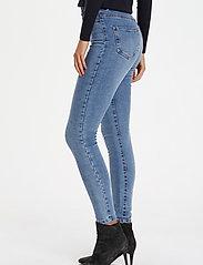 Saint Tropez - T5757, TinnaSZ Jeans - skinny jeans - light blue denim - 5