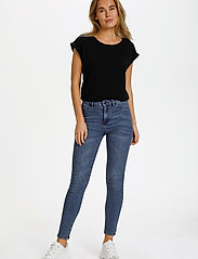 Saint Tropez - T5757, TinnaSZ Jeans - skinny jeans - med.blue - 3