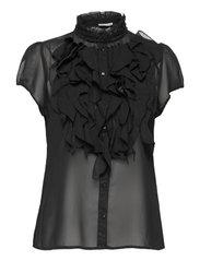 LillySZ SS Shirt - BLACK