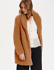 Saint Tropez - CindySZ Jacket - faux fur - indian tan - 0