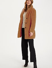 Saint Tropez - CindySZ Jacket - faux fur - indian tan - 3