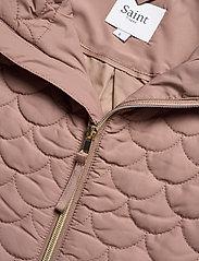 Saint Tropez - EmmySZ Vest - puffer vests - antler - 3