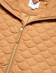 Saint Tropez - EmmySZ Vest - puffer vests - biscuit - 3