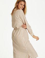 Saint Tropez - AugustaSZ Dress - summer dresses - praline - 4