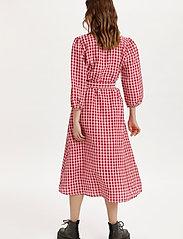 Saint Tropez - FluccaSZ Dress - sommerkjoler - begonia pink - 5