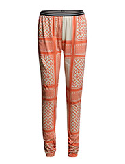 PANTS WITH PRINT - NEONSUN