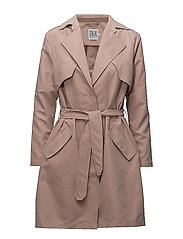 TRENCH COAT - FAWN