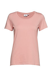 T-SHIRT WITH  ROUND NECK - P.ROSE