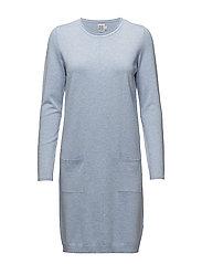 KNIT DRESS WITH POCKETS - PALEBL. M.