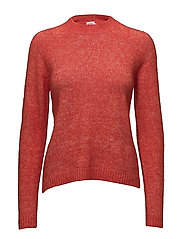 Saint Tropez - Knit Sweater W Slit