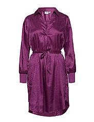 DOTTED DRESS - MALLOW