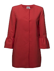 Saint Tropez - Tulip Sleeve Coat