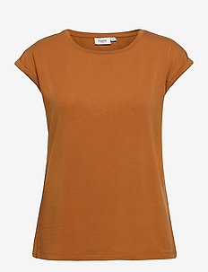 U1520, JERSEY TEE S/S - t-shirts - adobe