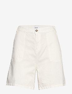 KateSZ Shorts - chino shorts - ice