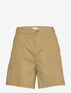KateSZ Shorts - chino shorts - khaki