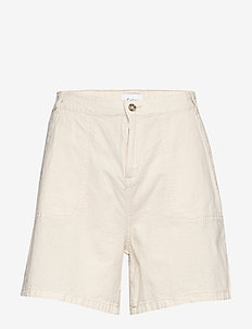 KateSZ Shorts - chino shorts - sandshell