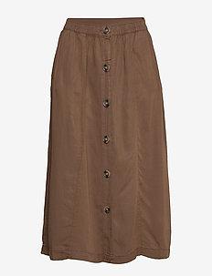 EmmaSZ Skirt - midi kjolar - rain drum