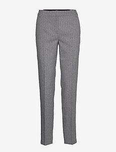 SiggaSZ U5045 Pants - COOL GREY MELANGE