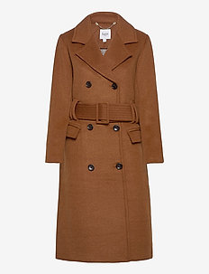 CamillSZ Coat - wool coats - argan oil