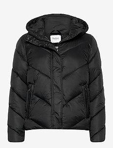 CatjaSZ Short Jacket - gewatteerde jassen - black