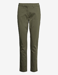 ClothildeSZ Pants - chinos - army green