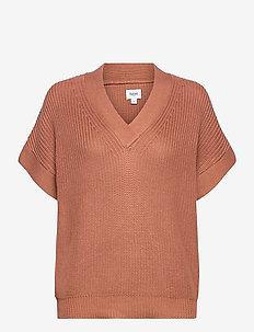 CaiaSZ Vest - swetry - sierra