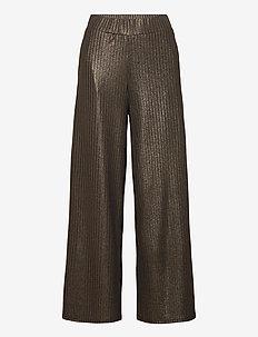 DiaSZ Pants - pantalons larges - black