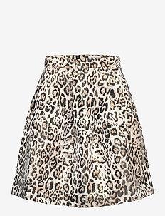 DesmaSZ Skirt - spódnice mini - creme