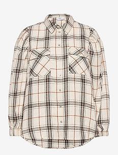 EvonySZ Shirt - overshirts - creme