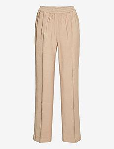 FergieSZ Pants - bukser med lige ben - doeskin