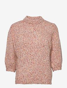 FeliceSZ Pullover - jumpers - terra cotta melange