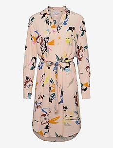 FredaSZ Dress - everyday dresses - smoke g. botanical art