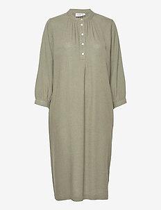 FannaSZ Dress - everyday dresses - musk