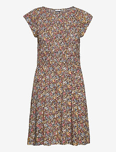GislaSZ Dress - sommerkjoler - ice multi ditsy
