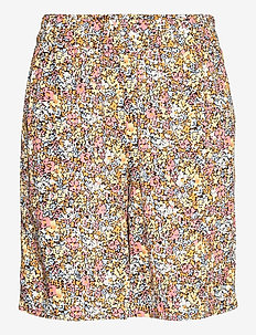 GislaSZ Shorts - casual shorts - ice multi ditsy