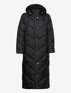 HayliSZ Long Jacket - winterjassen - black